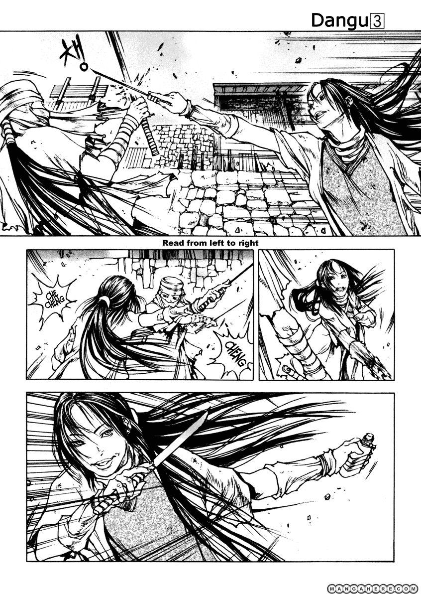 Dangu 19 Page 3