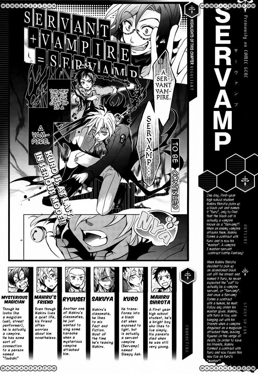 Servamp 2 Page 2