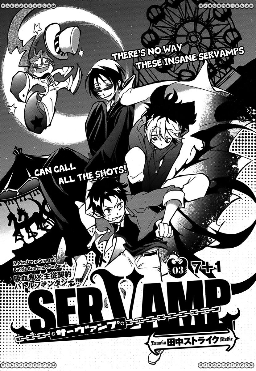 Servamp 3 Page 3