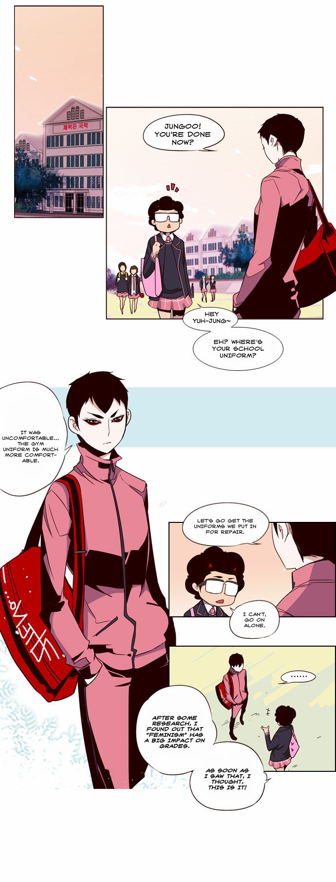 Girl the Wild's 76 Page 2