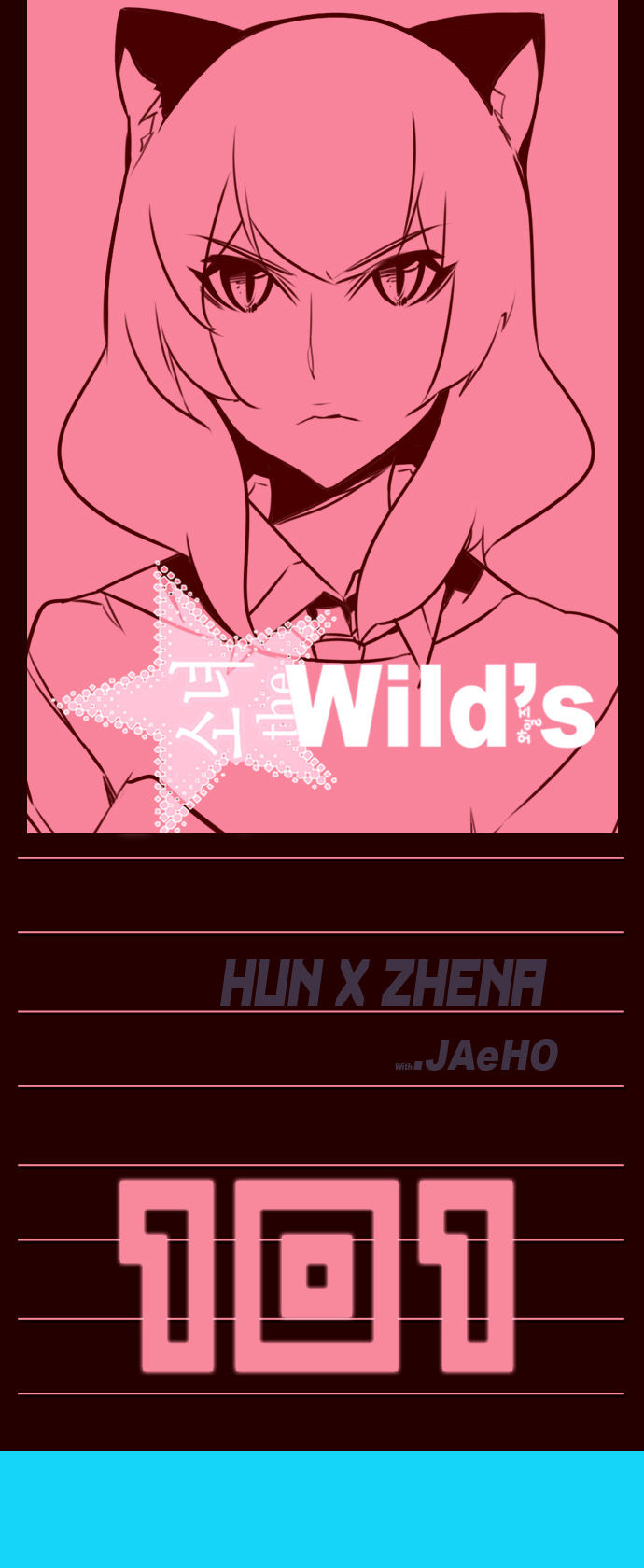 Girl the Wild's 101 Page 1