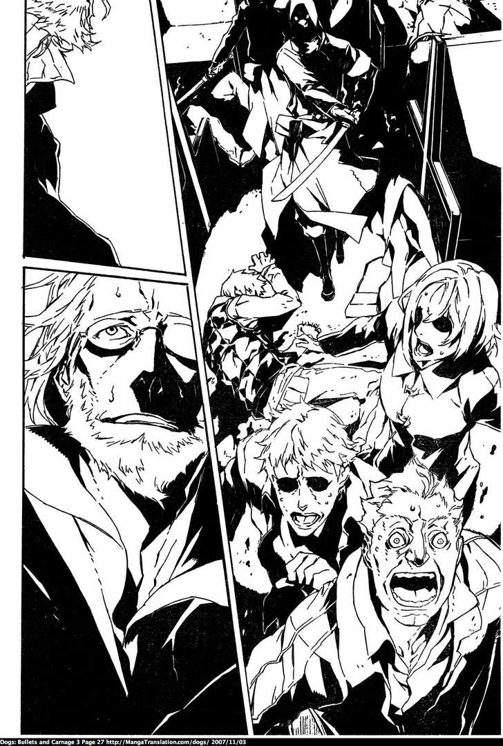 Dogs: Bullets & Carnage 23 Page 2