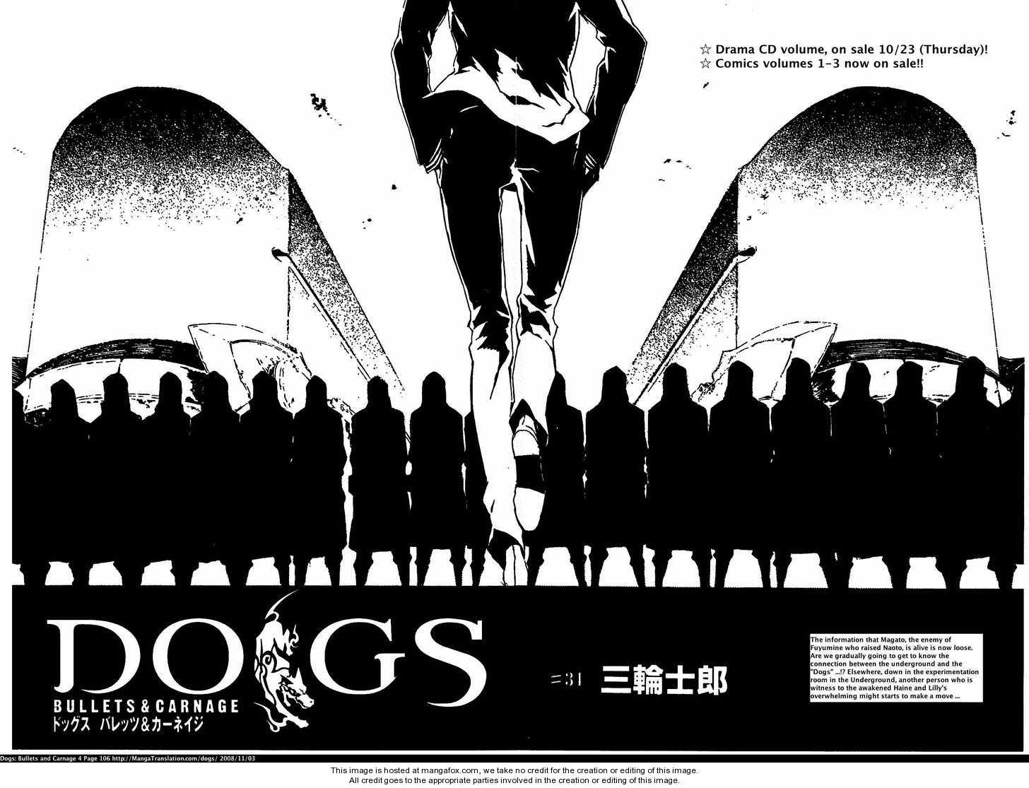 Dogs: Bullets & Carnage 34 Page 2