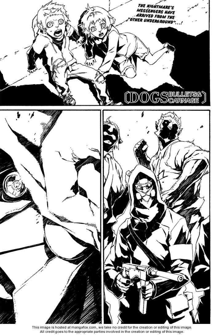 Dogs: Bullets & Carnage 41 Page 2