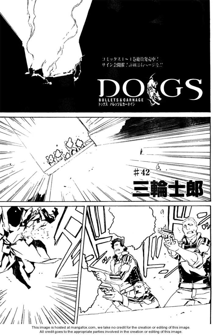 Dogs: Bullets & Carnage 42 Page 2