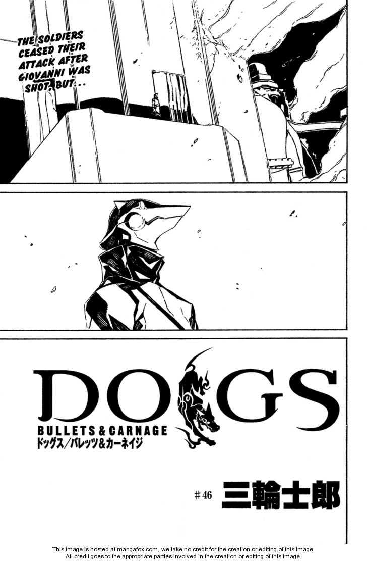 Dogs: Bullets & Carnage 46 Page 2