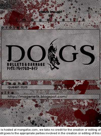 Dogs: Bullets & Carnage 48 Page 1