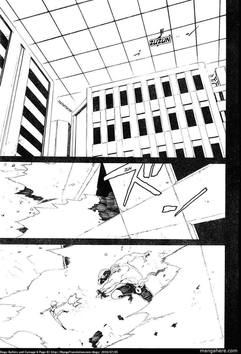 Dogs: Bullets & Carnage 52 Page 3