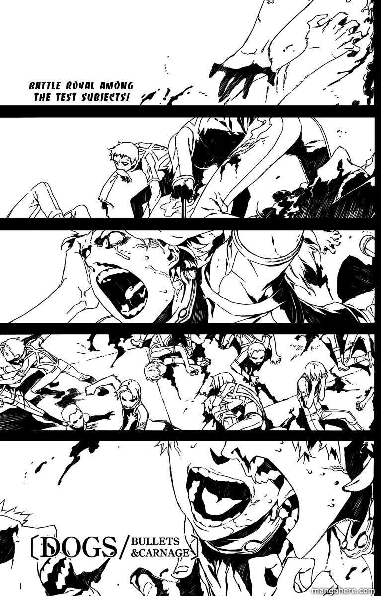 Dogs: Bullets & Carnage 56 Page 1