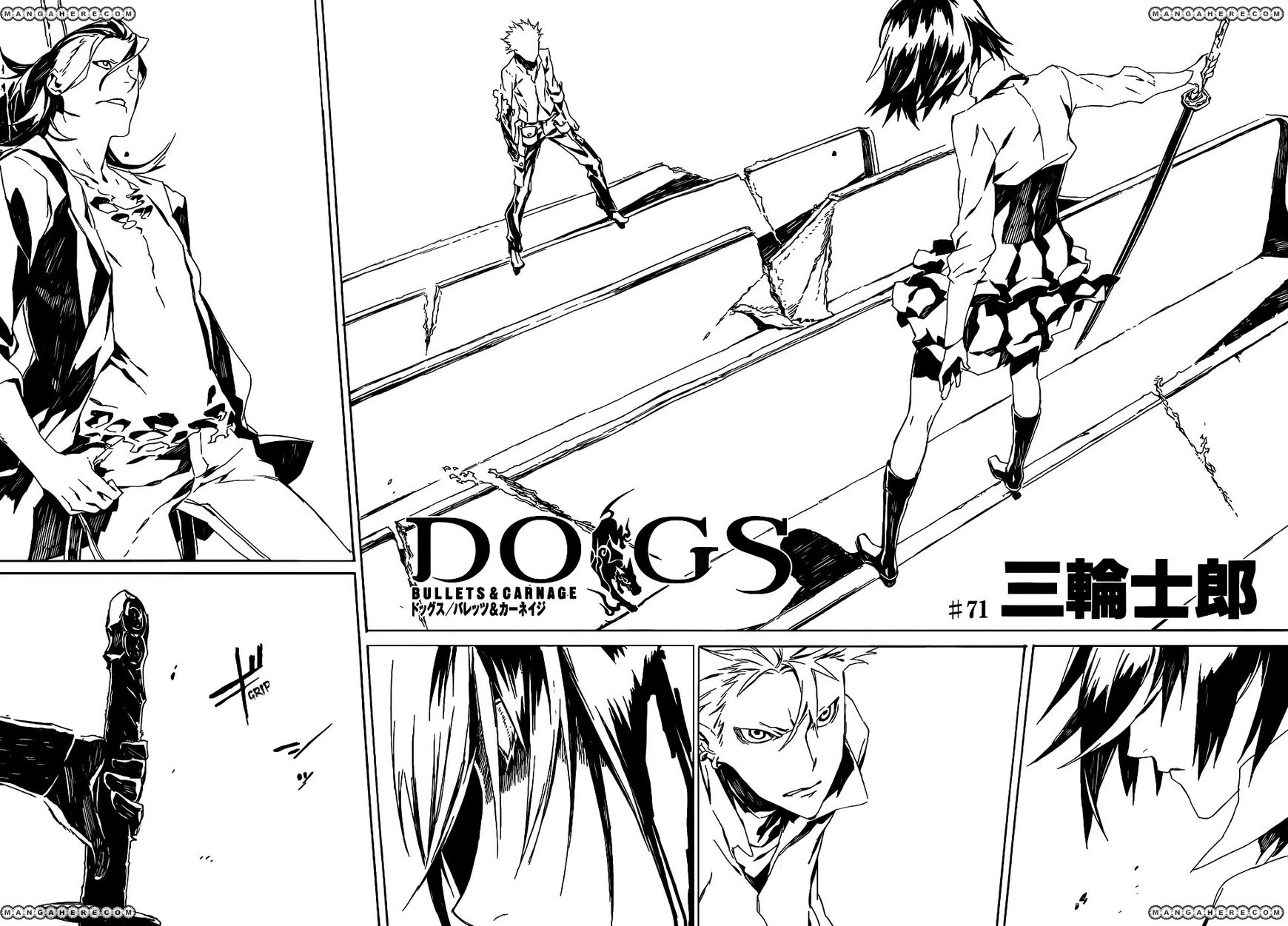 Dogs: Bullets & Carnage 71 Page 2
