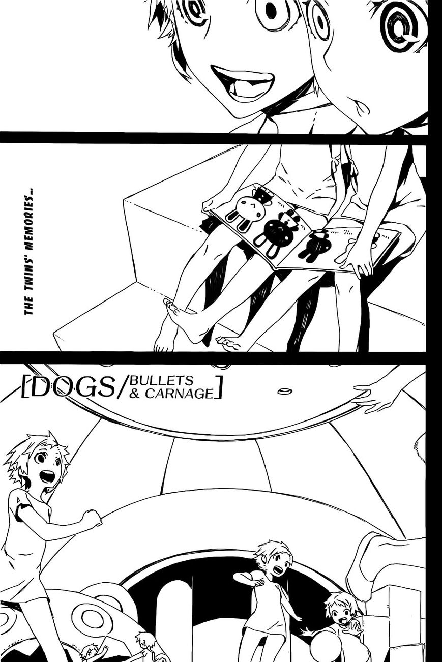 Dogs: Bullets & Carnage 83 Page 1