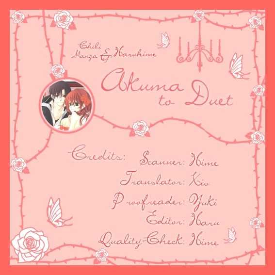 Akuma To Duet 1 Page 1
