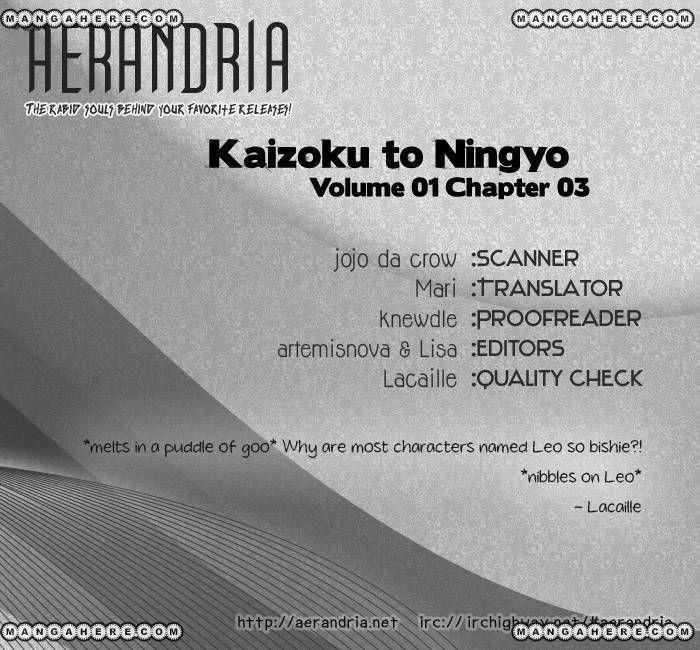 Kaizoku To Ningyo 3 Page 2