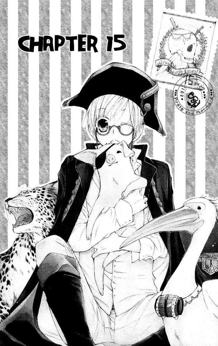 Kaizoku To Ningyo 15 Page 1
