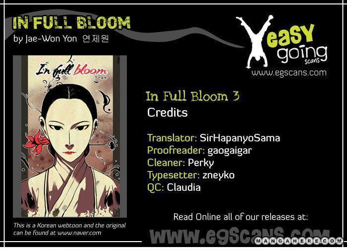 In Full Bloom Yon Jae Won 3 Page 1