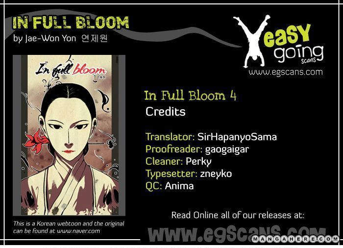 In Full Bloom Yon Jae Won 4 Page 1