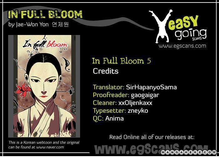 In Full Bloom Yon Jae Won 5 Page 1