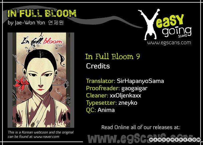 In Full Bloom Yon Jae Won 9 Page 1