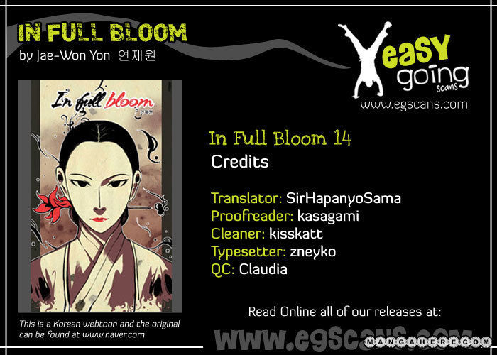In Full Bloom Yon Jae Won 14 Page 1