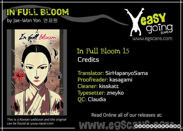 In Full Bloom Yon Jae Won 15 Page 1