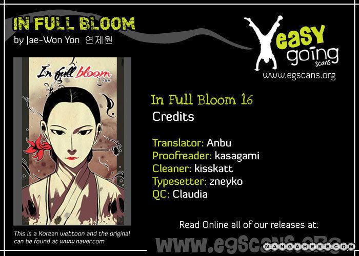 In Full Bloom Yon Jae Won 16 Page 1