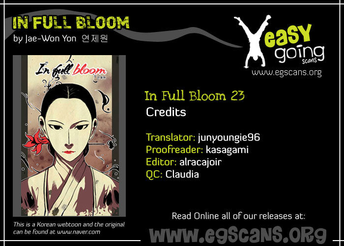 In Full Bloom Yon Jae Won 23 Page 1