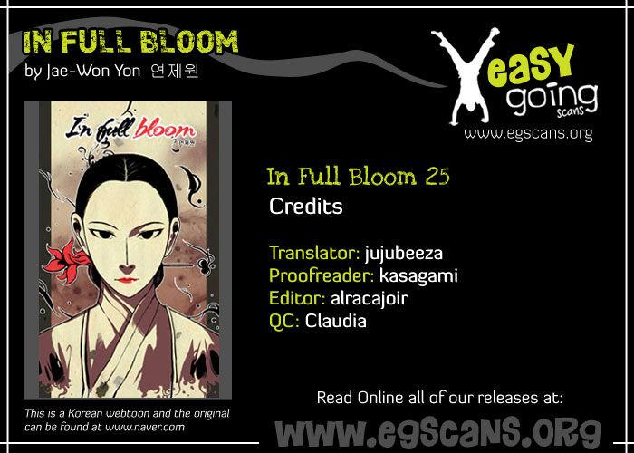 In Full Bloom Yon Jae Won 25 Page 1