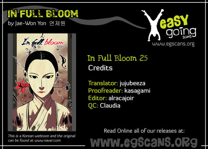In Full Bloom Yon Jae Won 25 Page 1