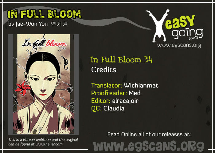 In Full Bloom Yon Jae Won 34 Page 1