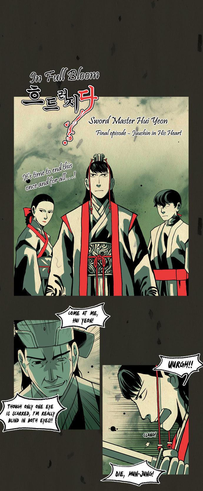 In Full Bloom Yon Jae Won 44.5 Page 2