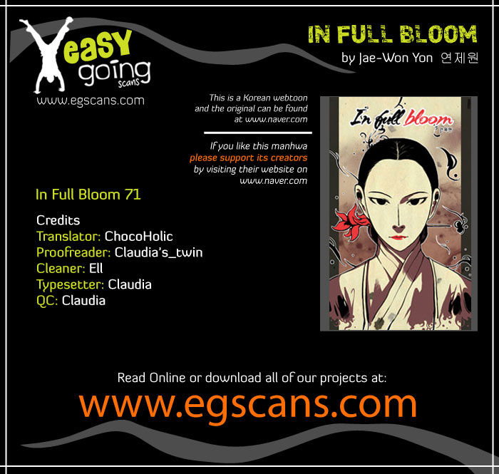 In Full Bloom Yon Jae Won 71 Page 1