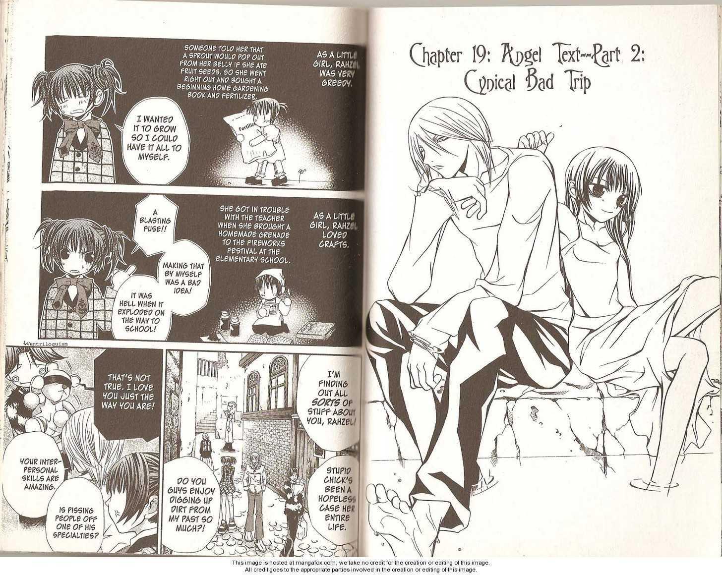 Hatenkou Yuugi 19 Page 1