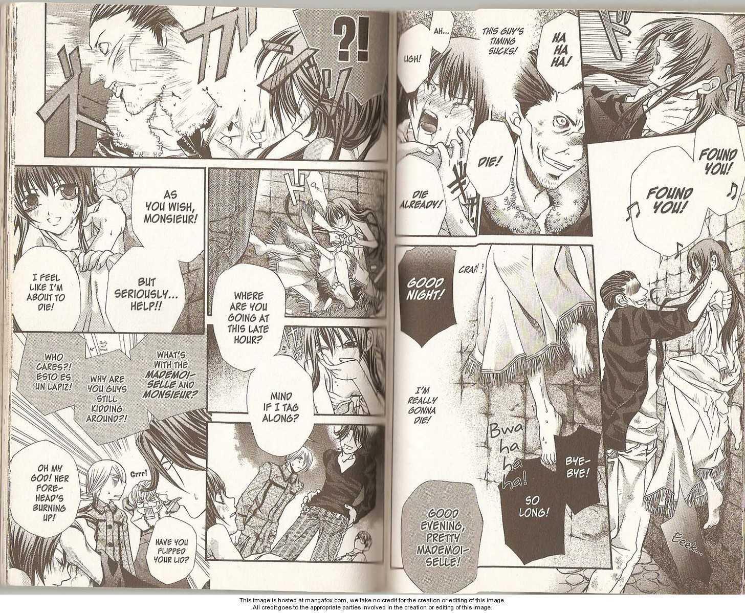 Hatenkou Yuugi 22 Page 2