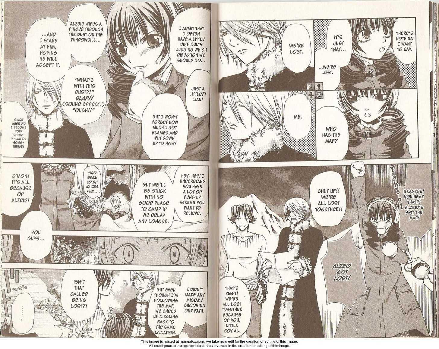 Hatenkou Yuugi 31 Page 2
