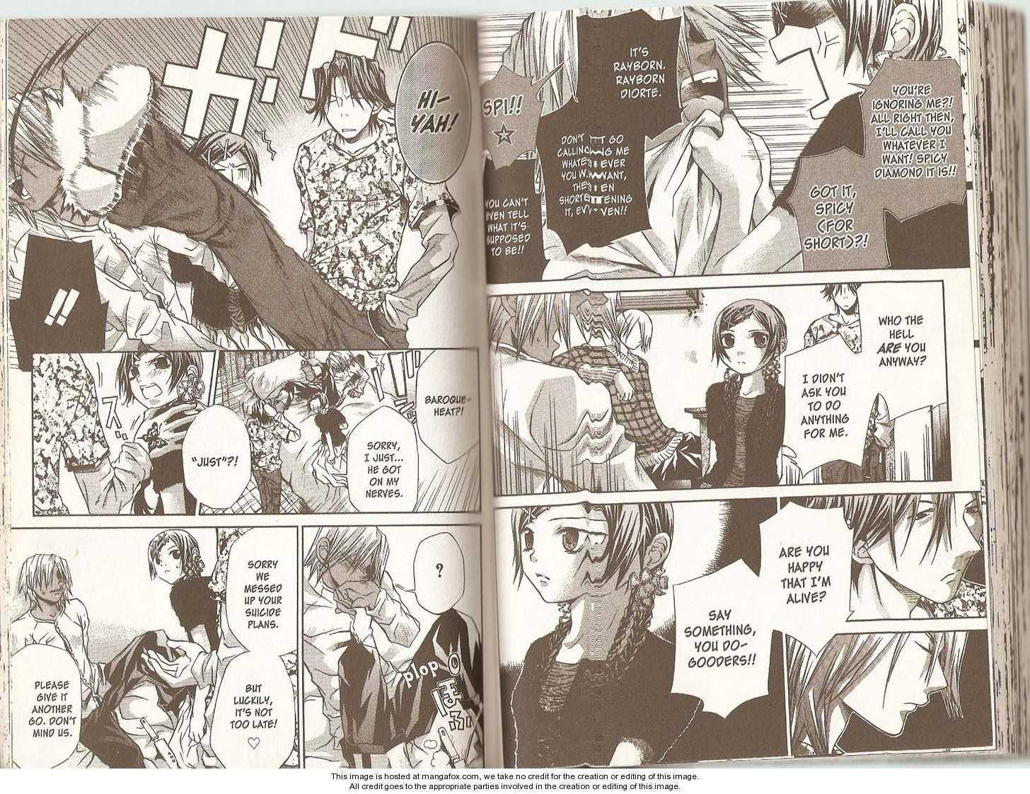Hatenkou Yuugi 35 Page 2