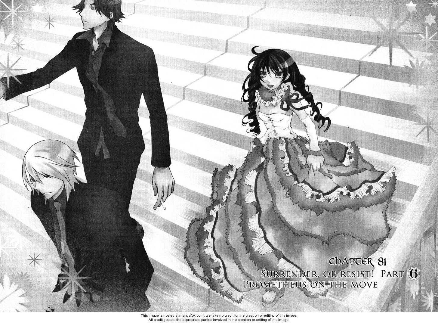 Hatenkou Yuugi 81 Page 1