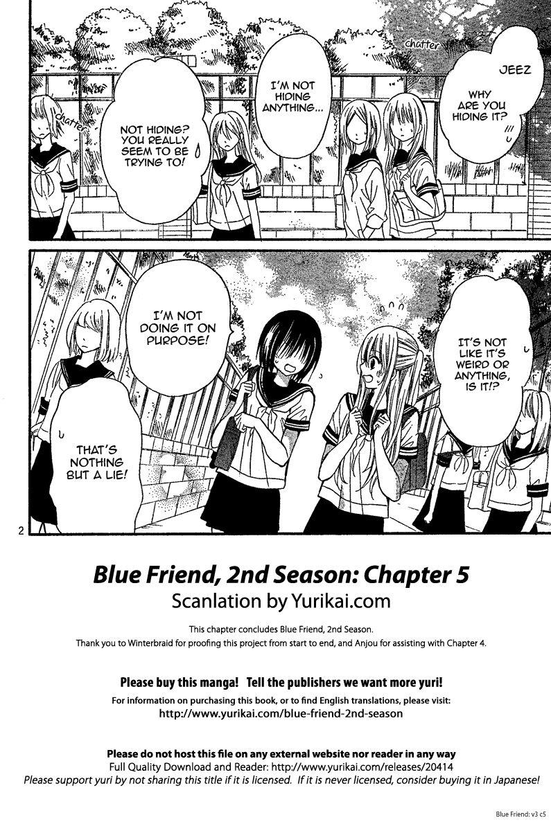Blue Friend - 2nd Season 5 Page 2