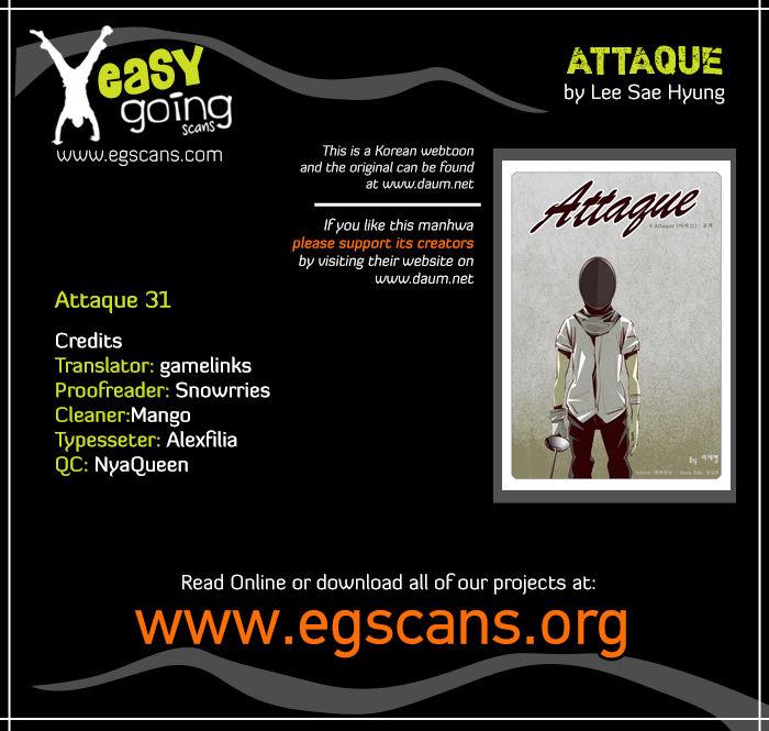 Attaque 31 Page 1