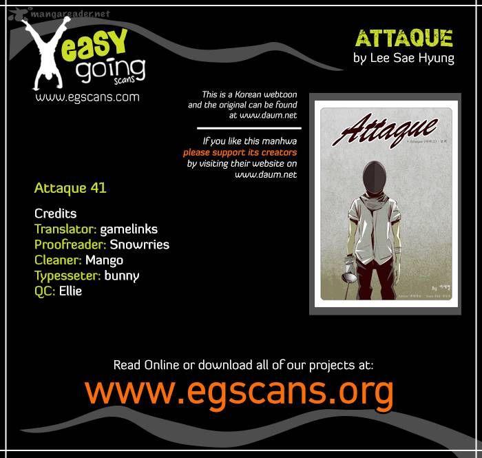 Attaque 41 Page 1