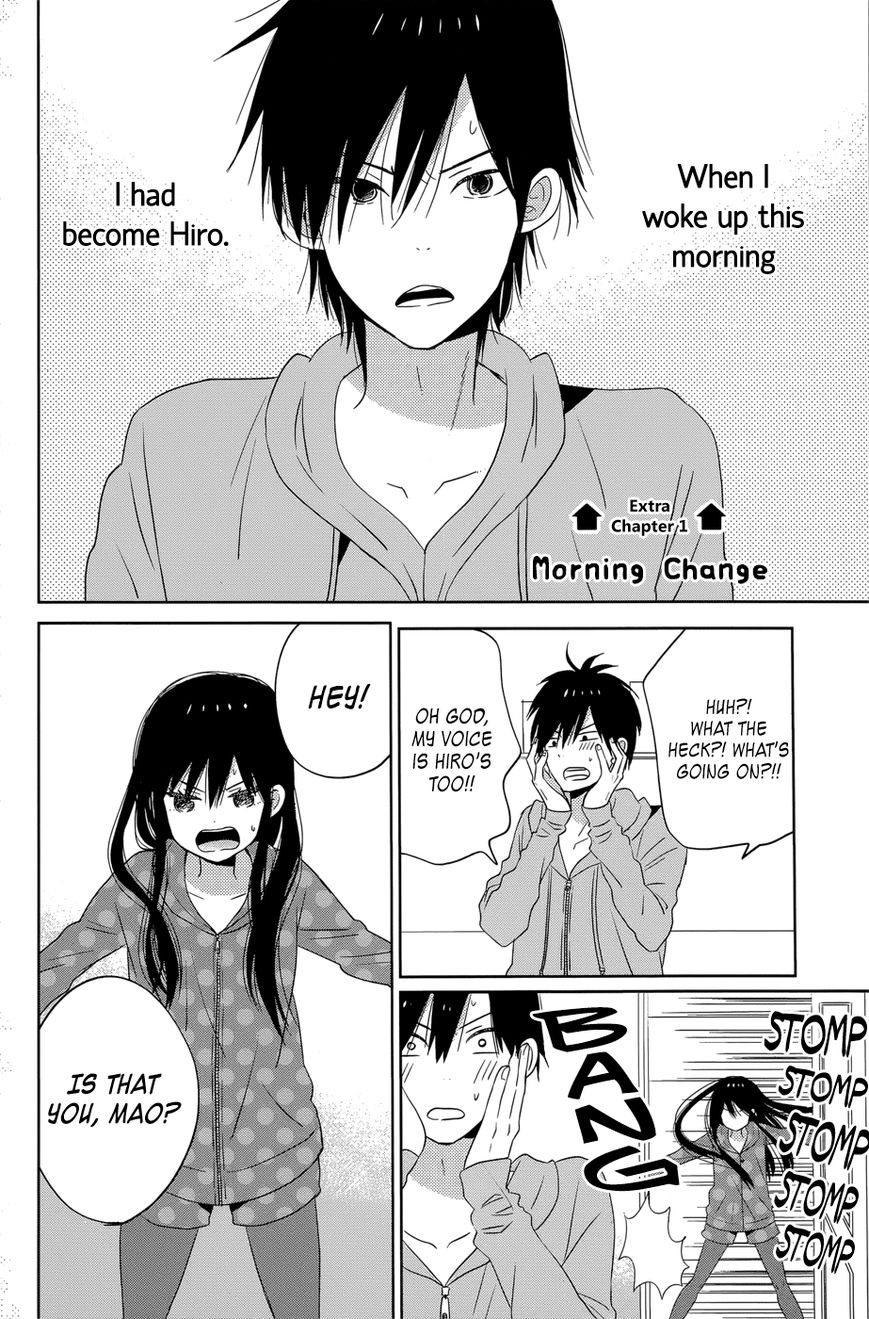 Taiyou No Ie 36.1 Page 1
