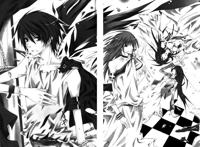 Shirokuro Tsukeru? 1 Page 2