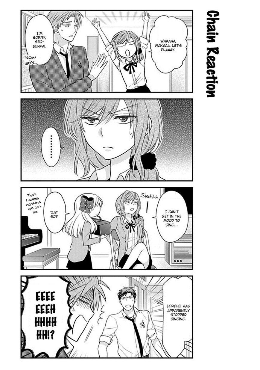 Gekkan Shoujo Nozaki-Kun 34 Page 10