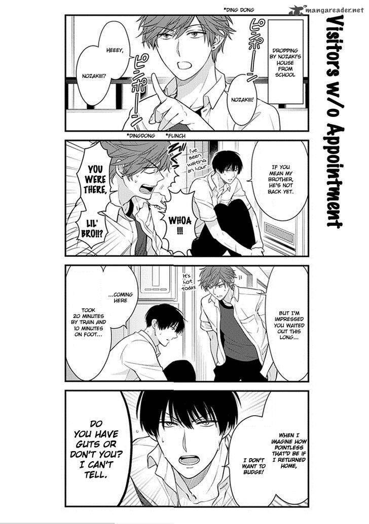 Gekkan Shoujo Nozaki-Kun 37 Page 2