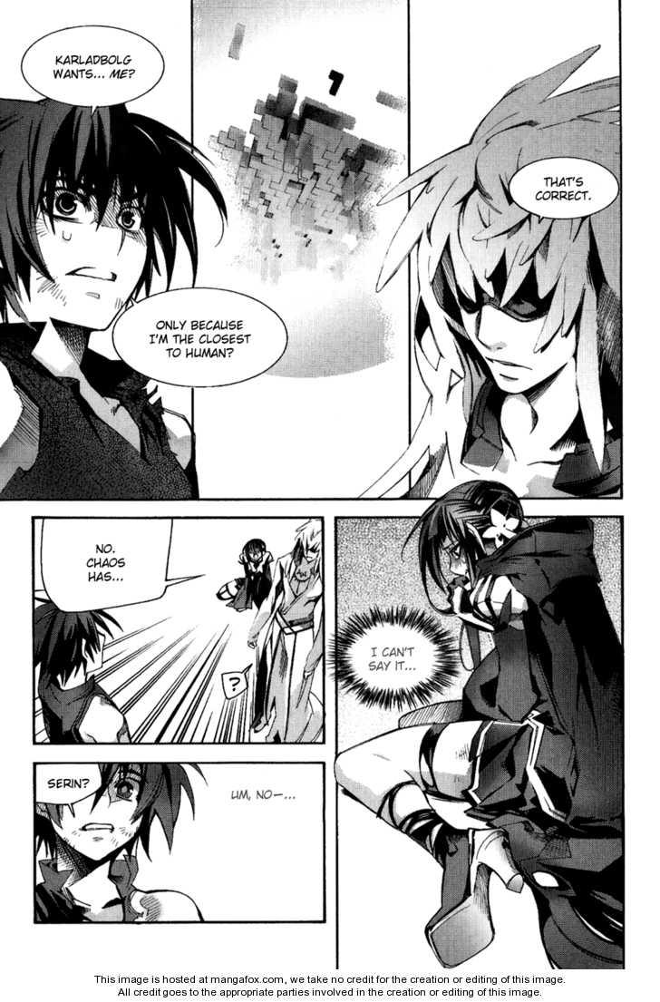 Immortal Regis 42 Page 2