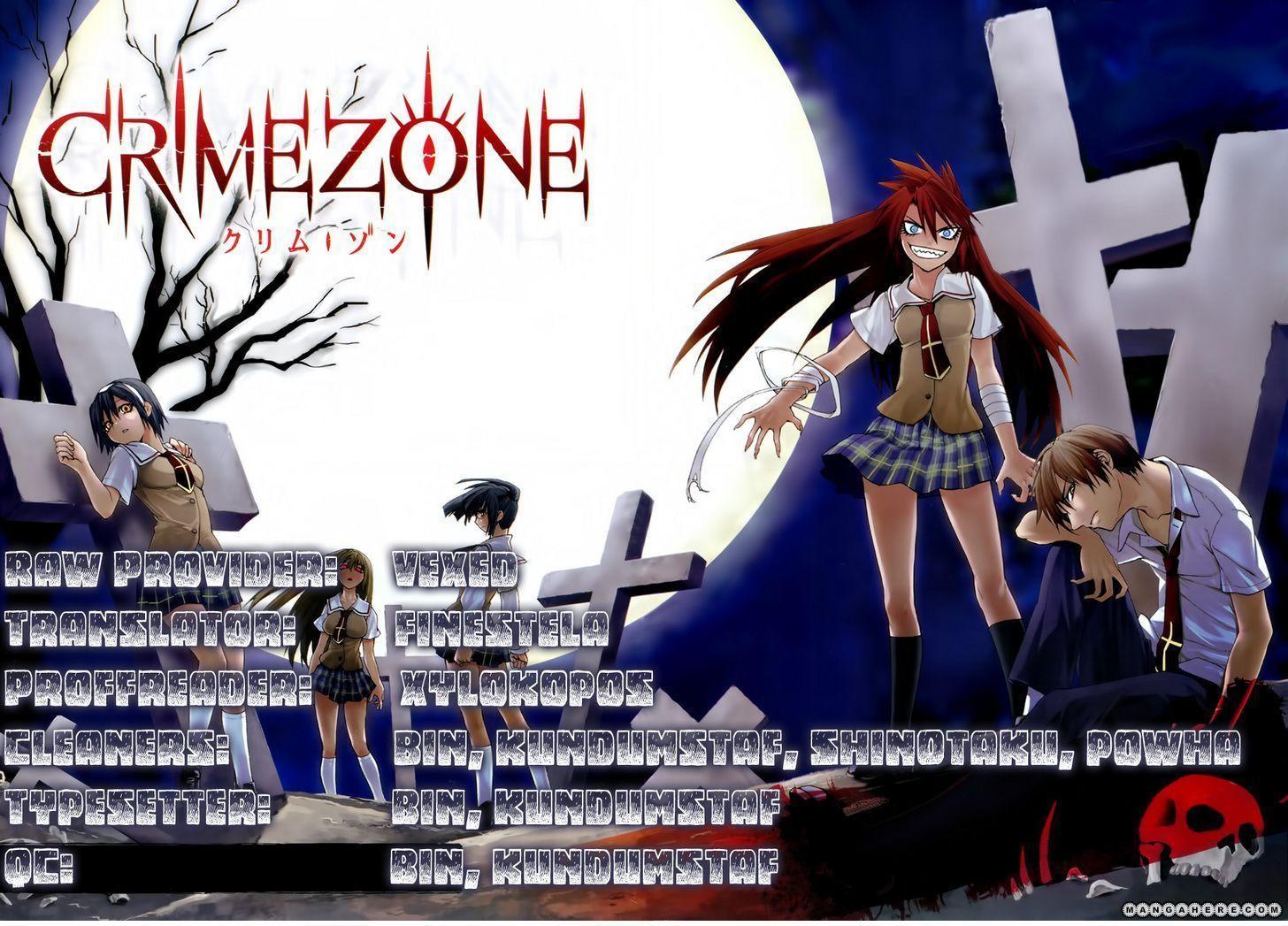 Crime Zone 1 Page 2
