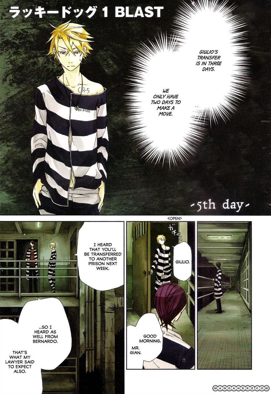 Lucky Dog 1 Blast 5 Page 2
