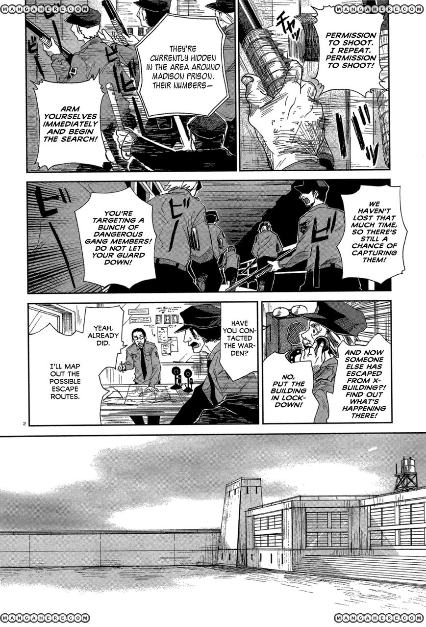 Lucky Dog 1 Blast 8 Page 3