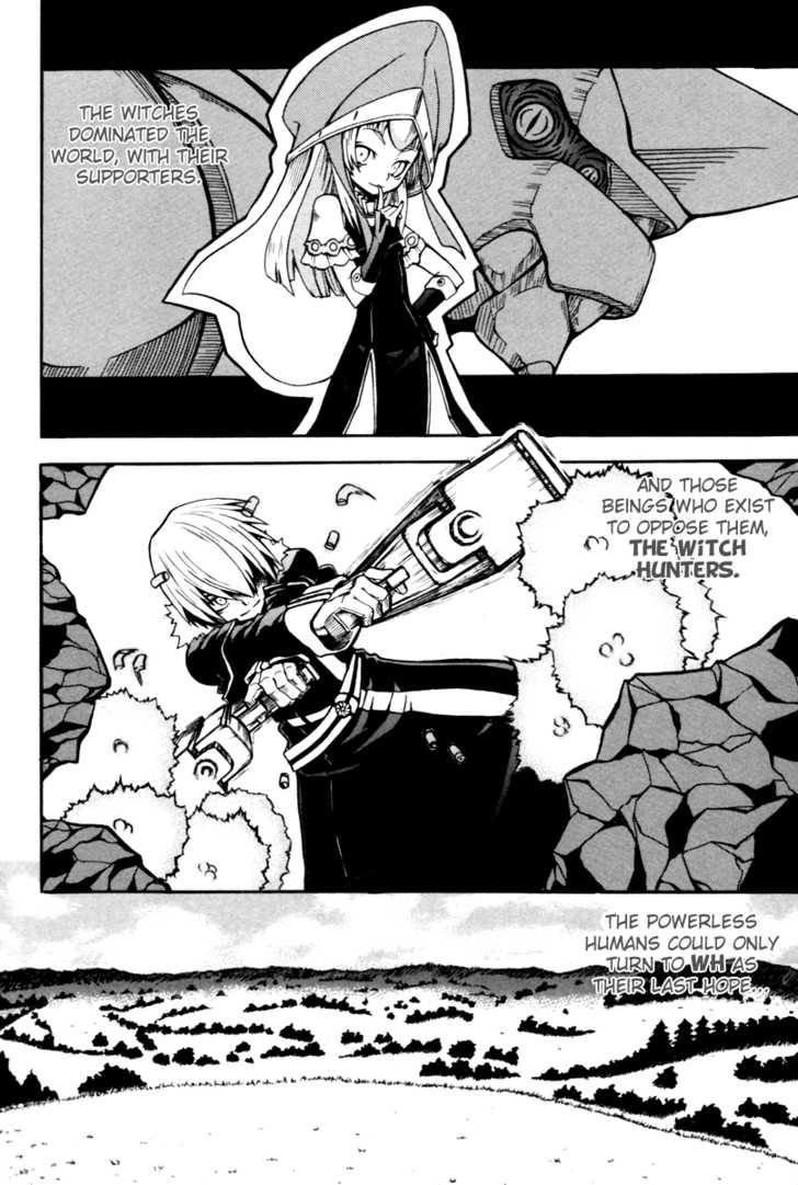 Witch Hunter 2 Page 2