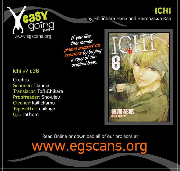 Ichi 36 Page 1