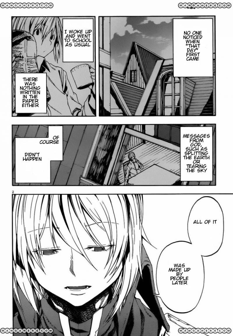 Kamisama no Inai Nichiyoubi 13 Page 1